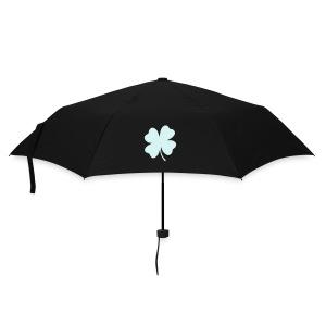 Regenschirm Kleeblatt - Regenschirm (klein)