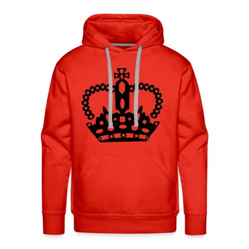 Kingwithhiphopstyle - Premiumluvtröja herr