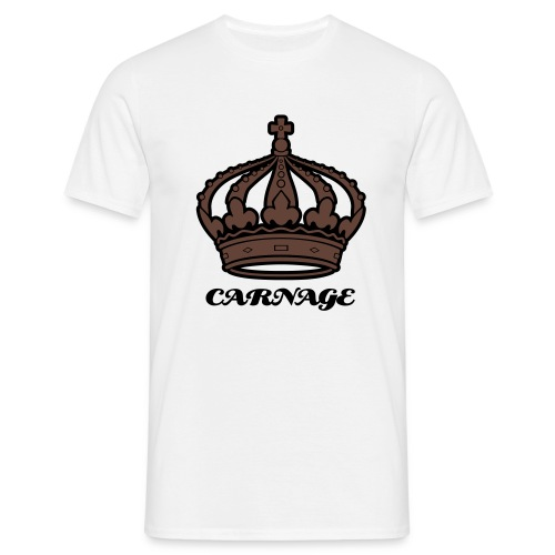 T-shirt carnage - T-shirt Homme