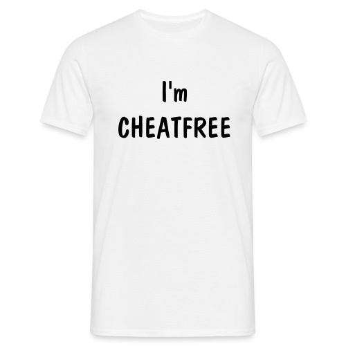 Cheatfree - T-shirt - Men's T-Shirt