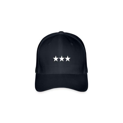 3-Stars Flexfit Cap - Flexfit baseballcap