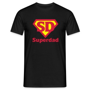 LLGFC SUPERDAD - Men's T-Shirt
