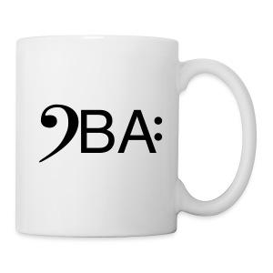 bass-akademie-tasse - Tasse