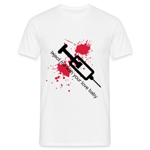 Inject  - Men's T-Shirt