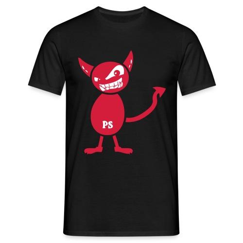 Phat Devil - Mannen T-shirt