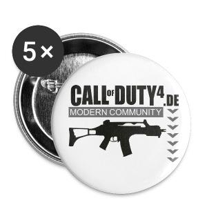 Callofduty4.de   - Buttons klein 25 mm
