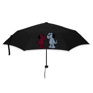 Dog Talk - Regenschirm (klein)