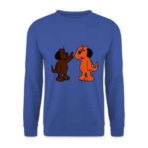 Dog Talk - Männer Pullover