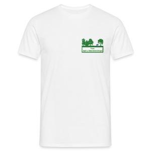 Standart Shirt weiß - Männer T-Shirt