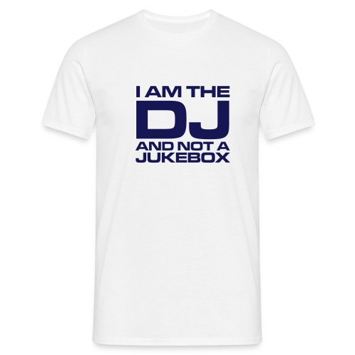 Dance Euphoria - Im The DJ T-Shirt - Men's T-Shirt