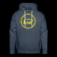 Hoodies & Sweatshirts ~ Men's Premium Hoodie ~ Russian Bear Hoody