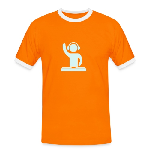 Hey DJ - Men's Ringer Shirt