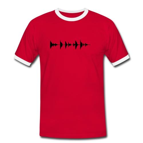 Wave - Men's Ringer Shirt