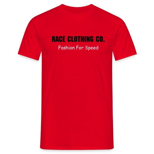 Fashion For Speed - Men's T-Shirt
