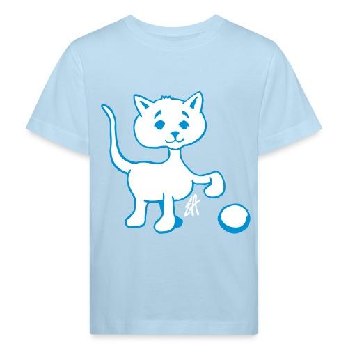 Kitty - Kids' Organic T-Shirt