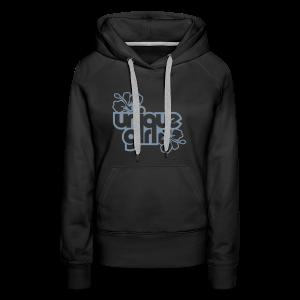 girly storm hoodie - Women's Premium Hoodie
