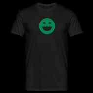 T-Shirts ~ Men's T-Shirt ~  LOGO - BLACK