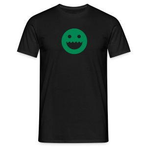 LOGO - BLACK - Men's T-Shirt