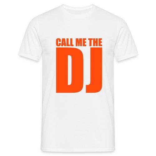 DJ (Hombre) - Camiseta hombre