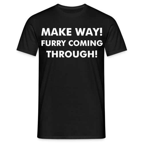 Make Way! - Men's T-Shirt