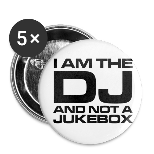 spread the word - Buttons large 56 mm