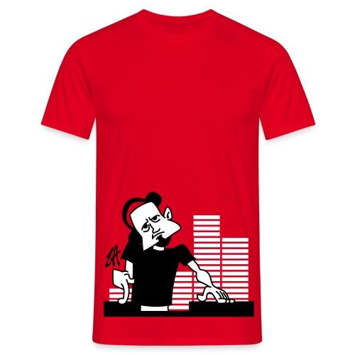 DJ T-Shirt - Men's T-Shirt