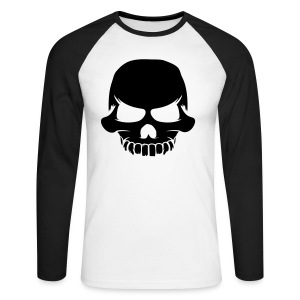 SKULL: AUTOMNE-HIVER 2008 - T-shirt baseball manches longues Homme