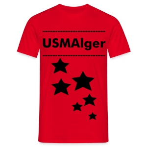 USMAlg_Top2 - T-shirt Homme