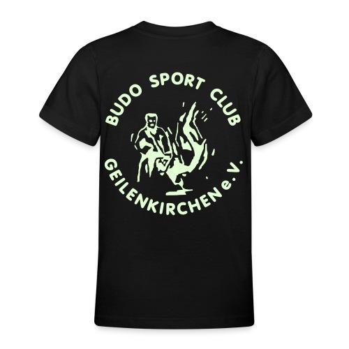KinderShirt schwarz - Teenager T-Shirt
