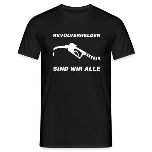 Funshirt Helden - Männer T-Shirt