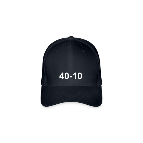 40-10 cap, colour navy - Flexfit Baseball Cap