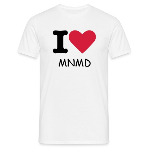 basic MNMD - T-shirt Homme