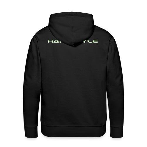 Hardstyle - Premiumluvtröja herr