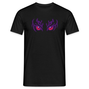 Tribal Eyes by BLOODmoon - Men's T-Shirt