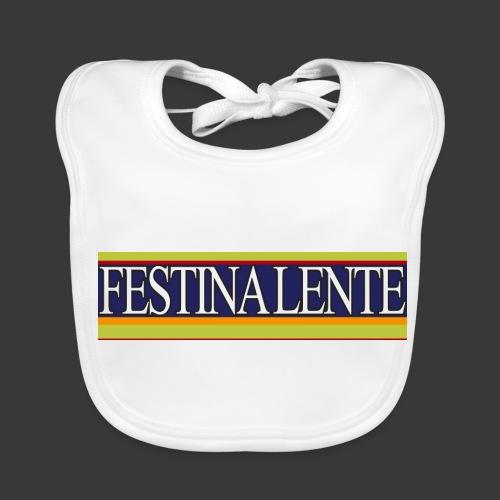 FESTINA LENTE - Baby Organic Bib