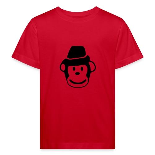 Ekologisk barntröja, monkey - Ekologisk T-shirt barn