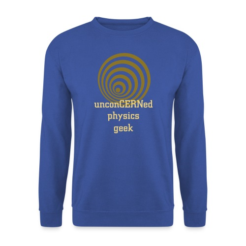 physics geek sweatshirt - Men's Sweatshirt