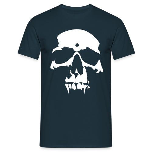 Skullshirt - T-shirt herr