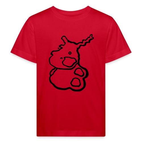 Hippo Kids - Kinderen Bio-T-shirt