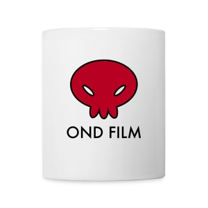 Red Octo Mug - Mug