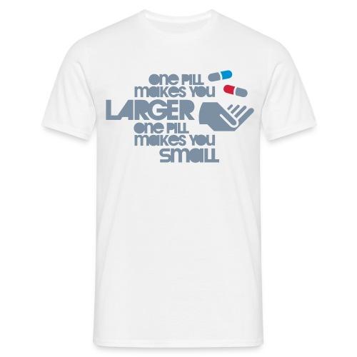 Pill T-Shirt - T-shirt herr