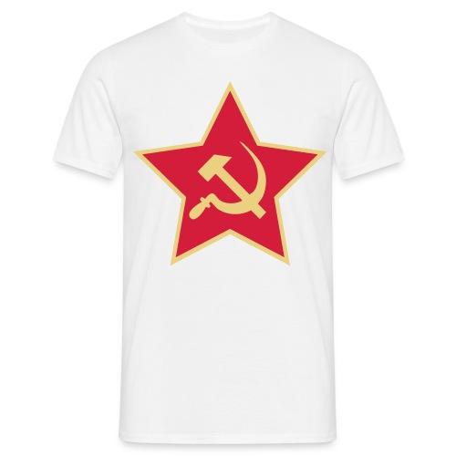 Moscow 1945 T-Shirt - T-shirt herr