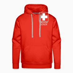 Red Orgasm Donor Jumpers
