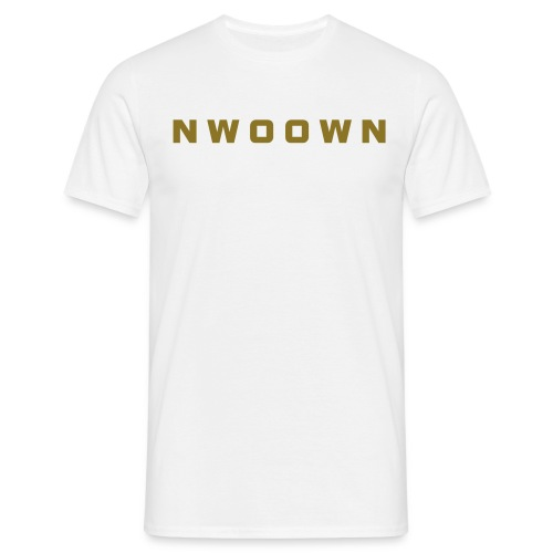 NWOOWN GOLD - Men's T-Shirt