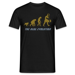 The Real evolution - T-shirt Homme