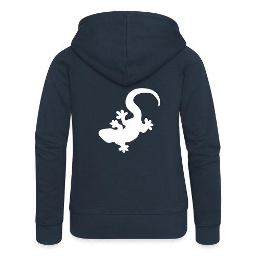 salamandre - Veste à capuche Premium Femme