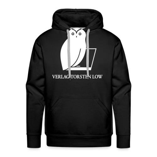Verlags-Sweatshirt - Männer Premium Hoodie
