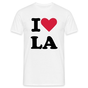 I love LA - T-shirt Homme