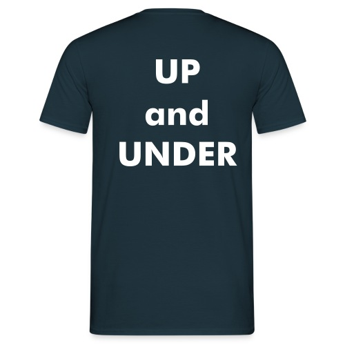 Chandelle - Up and Under - T-shirt Homme