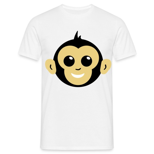 Monkey Shirt - Mannen T-shirt